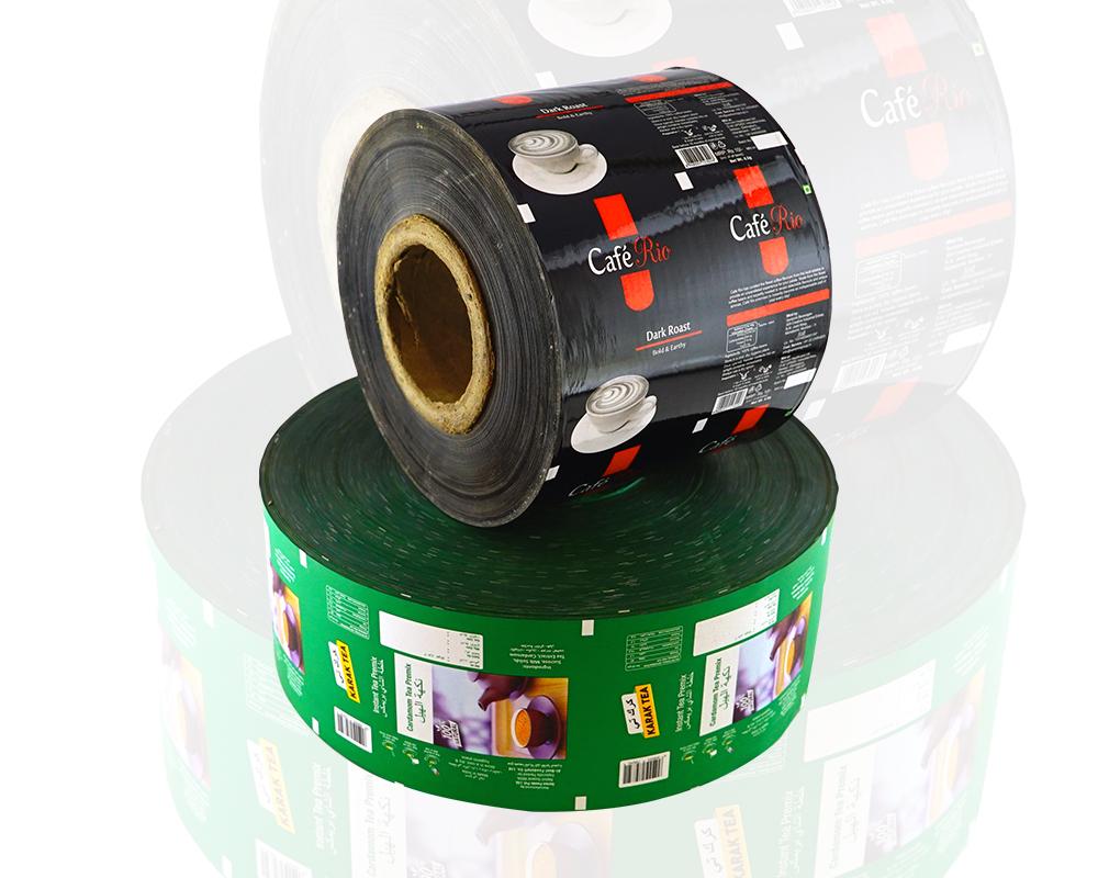 Custom Printed Rolls