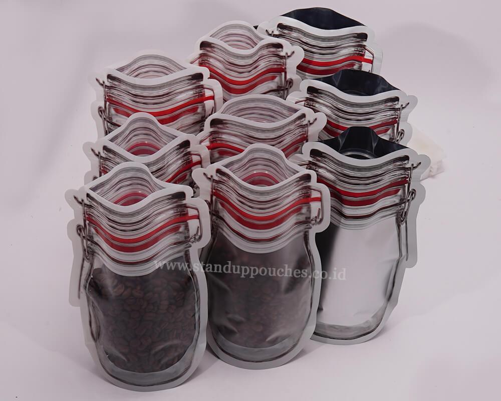Kantong Berbentuk Jar